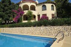 Ferienhaus Moraira Costa Blanca Villa Spanien Polen