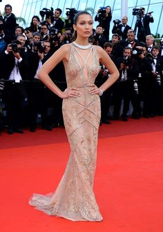 2016 celebrity dresses | Glamorous Dresses From The Cannes Film Festival 2016