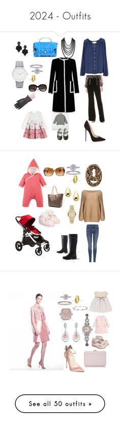 """2024 - Outfits"" by princesscarolina on Polyvore featuring moda, Nanette Lepore, Tiffany & Co., Jimmy Choo, Hobbs, FrenchTrotters, Proenza Schouler, Larsson & Jennings, Tasha e Humble Chic"