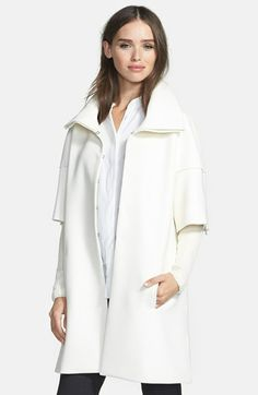Elie Tahari 'Cynthia' Coat available at #Nordstrom