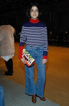 The best part of the end of fashion week is mybeing given legitimate enoughreason to