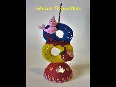 Programa Arte Brasil - 02/10/2015 - Angela Rocha - Vela de Aniversário em Biscuit - YouTube