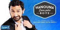 Hanouna débarque dans la boîte LDLC à Lyon le 24 avril