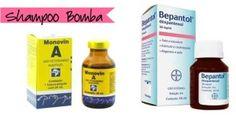 Shampoo Bomba para tratamento e hidratação 3