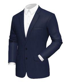 Blazers for Men Tweed Blazer, Blue Wool, Blazers For Men, Moleskine, Mens Suits, Suit Jacket, Menswear, Mens Fashion, Jackets