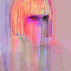 colours-of-rain:        ハチドリ #art #coolart #contemporaryart #modernart #screameditions #screamwithus #londonart
