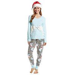 988c5c55f1 Zoe   Bella  BT Fleece Polar Bears Pajama Set