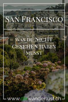 In diesem Reiseblog erfährst du alle wichtigen Informationen und Tipps für deinen Städtetrip nach San Francisco, USA. Wir verraten dir welche Sehenswürdigkeiten du sehen musst und welche du mit gutem Gewissen verpassen darfst. Mit diesem Guide und Insidertipps nutzt du deine Zeit im Urlaub in Amerika am Besten. Abseits der üblichen Touristenpfade erlebst du San Francisco authentisch und echt und deine Reise wird zu einem einzigartigen Erlebnis. San Francisco, Wanderlust, German, Hotels, Travel, Budget Travel, Tour Operator, Philippines, Travel Report