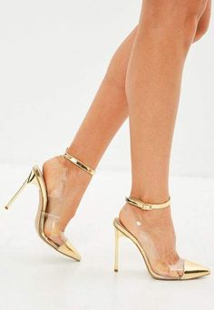06d5f8d15b09 Gold Multi Jeweled Heeled Sandals