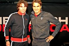 Rafael Nadal: ´Roger Federer and I Respect Each Other A Lot, but We Are Not Friends´