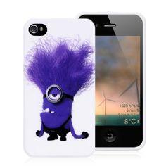 Evil #Minion iPhone 4/4S Case
