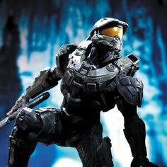 Halo 4: The Master Chief Resin Statue McFarlane Collectors Club Exclusive