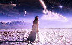 Pfingstsonntag-Mondkraft heute 23. Mai 2021 mit Mondkalender: Saturn rückläufig Space Planets, Science Fiction Art, Science Art, Hd Picture, 4k Hd, Fantasy Landscape, Sci Fi Fantasy, Space Fantasy, Final Fantasy