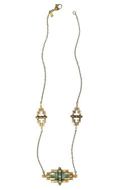 Pamela Love Empire Reflection Necklace