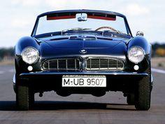 BMW 507 – 1955