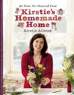 I would like to invite Kirstie Allsopp to #comedinewithfv because she loves craft of all kinds and so do I! I'm planning my crafty Christmas makes already (just need a bigger dining table to spread if all out on) plus I'm certain she will be a charismatic and entertaining guest.