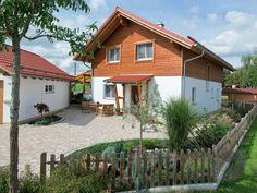 Englisches landhaus fertighaus  Schwansee von ISARTALER HOLZHAUS Wohnfläche gesamt 133,72 m² ...