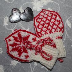 Knit: Selbuvotter til baby