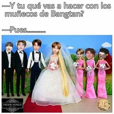 Werewolves ( Taekook and BTS) ) Memes Bts Español, Vkook Memes, Kdrama Memes, Taekook, Namjin, Bts Taehyung, Bts Jimin, K Pop, S Videos