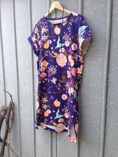 Nani Iro Inari Tee Dress by Diane | Project | Sewing / Dresses | Kollabora