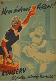 Közért Plakát (Magyar Kereskedelmi és Vendéglátóipari Múzeum CC BY-NC-SA) Family Guy, Museum, Guys, Movies, Movie Posters, Fictional Characters, Films, Film Poster, Cinema