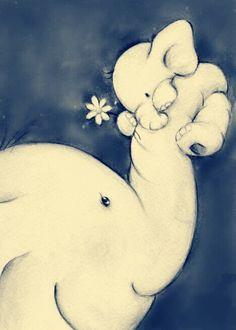 Elephant World Elephant Art Elephant Love Baby Elephant Drawing Baby Drawing Love Drawings Amazing Drawings Art Drawings Tatu Baby Baby Elephant Drawing, Elephant Love, Elephant Art, Elephant Nursery, Art Drawings Sketches, Cute Drawings, Animal Drawings, Baby Animals, Cute Animals