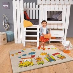 Selecting the Kids Bedroom Rugs – Uncinetto Zebra Print, Animal Print Rug, Childrens Rugs, Creative Play, Modern Rugs, Girls Bedroom, Baby Room, Designer Rugs, Bedroom Rugs