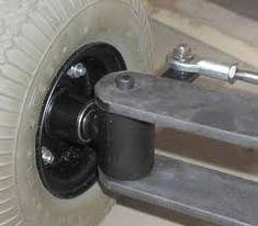 Картинки по запросу homemade go kart steering