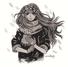 Vampire girl by heikala on DeviantArt