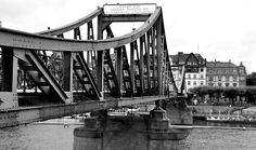 Frankfurt - Agosto 2015 Sydney Harbour Bridge, Frankfurt, Travel, Forest House, Flims, Viajes, Traveling, Trips, Tourism