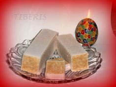 TIBERIS : ~~Torró de la reina ~~Turrón de la reina ~~ Menorca, Elsa Cakes, Decadent Cakes, Cake Cookies, Fudge, Birthday Candles, Desserts, Christmas, Flan
