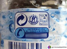 gominolasdepetroleo: ¿Es peligroso rellenar las botellas de agua mineral?