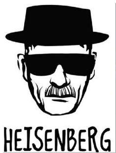 Walter White AKA Heisenberg - Breaking Bad (Bryan Cranston)