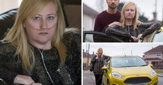 I can't put into words just how much I abhor the Tories and all they stand for. Marie Piles, 34, who has a terminal lung disease, found a Department for Work and Pensions letter on her doormat when she got back