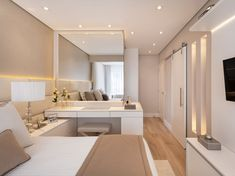 Luxury Bedroom Design, Bedroom Closet Design, Room Ideas Bedroom, Girl Bedroom Designs, Small Room Bedroom, Bedroom Layouts, Home Bedroom, Modern Bedroom, Home Interior Design