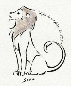 Lion King fan art                                                                                                                                                                                 More