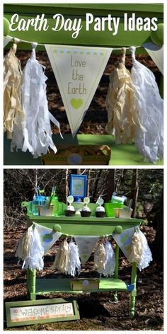 Need budget-friendly Earth Day party ideas? Check these out! | CatchMyParty.com