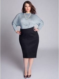 Plus Size Work Wear Collection - The Latest Fashions for the Office by IGIGI