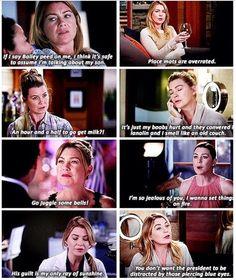 season 10 Meredith #greys anatomy