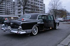 1955 Chrysler Crown Imperial Limousine