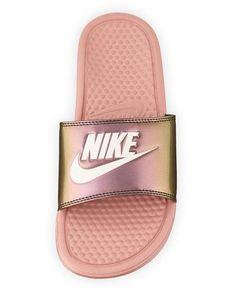 Nike Damen Badeschuhe Benassi Just Do It Shower Slide