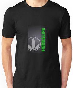 Black Herbalife Custom iPhone Case Unisex T-Shirt