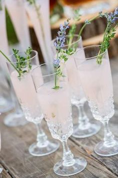 Blush champagne with lavender | Designs by Hemingway and Jeannemarie Photography | see more on: http://burnettsboards.com/2014/07/vintage-bohemian-polo-inspired-wedding-hawaii/
