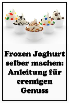 Dessert Blog, Cake & Co, Tasty, Yummy Food, Ice Ice Baby, Different Recipes, Frozen Yogurt, Summer Drinks, Low Carb Keto
