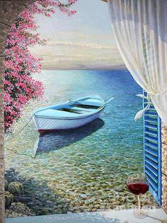 Photorealist Paintings