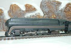 """New LIONEL Train STEAM Engine & Tender 6-18049 Norfolk & Western """"J"""" 4-8-4 NIB"""