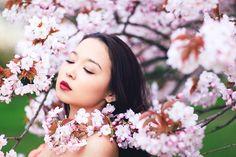 Miss Sakura: Spring Fashion photoshoot in Regent's park, London Japanese Blossom, Sakura Cherry Blossom, Pink Blossom, Blossom Flower, Cherry Blossoms, Cherry Blossom Pictures, Blossom Garden, Festival Photography, Tulip Festival