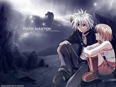 Rave Master.... I just love Haru and Elie