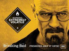 Heisenberg, my favourite anti-hero.