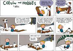 Calvin and Hobbes Comic Strip, December 25, 2016 on GoComics.com